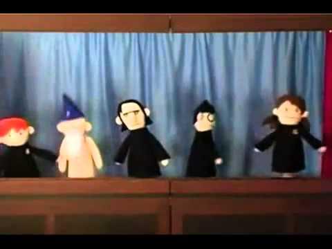 Harry Potter Puppet Pal Ostinato Project