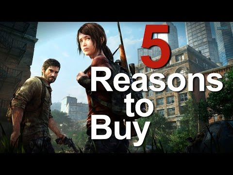 5 Reasons to Buy The Last of Us Remastered Playstation 4 (PS4) Review