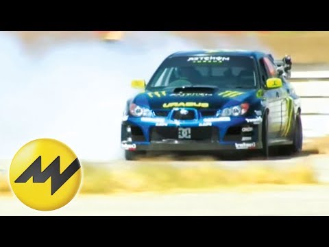 Ken Block - Gymkhana 1: Das Making Of video