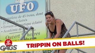 Bad Tripping on Balls!