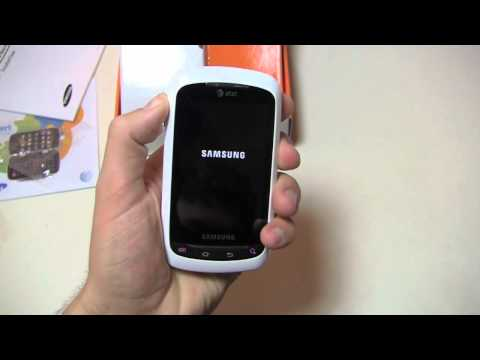 Samsung DoubleTime Unboxing