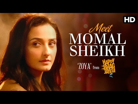 Meet Momal Sheikh As Zoya | Happy Bhag Jayegi