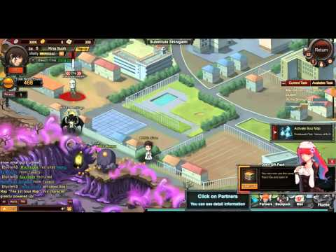 Bleach Online Game   How To Play video