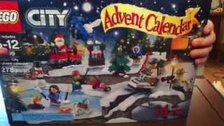 Lego City Advent Calendar 2015 - Part 3
