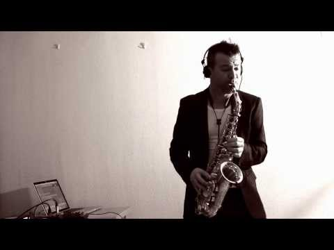 Ismael Dorado - Animals (martin Garrix) Cover Sax video