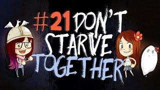 #21 ★ GEWITTA! IN NEUS! | DON'T STARVE TOGETHER