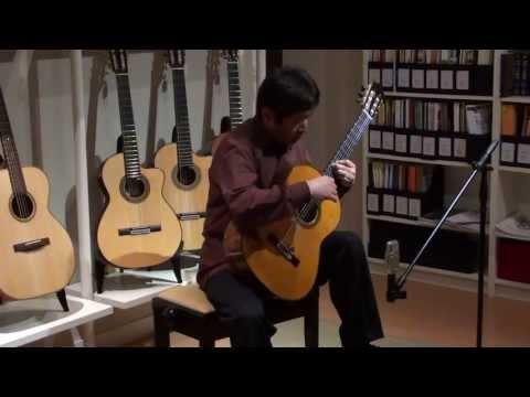 Masayuki Takagi Preludio N3 Villa Lobos video