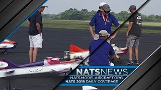 2018 Nats: International competitors on site for RC Pattern