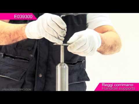 Reggicorrimano - Handrail Support