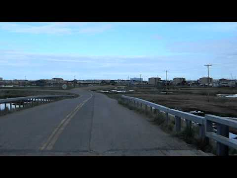 Ted Stevens Way into Kotzebue