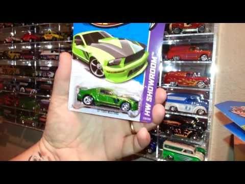 Hot Wheels : 2007 Mustang Super Treasure Hunt
