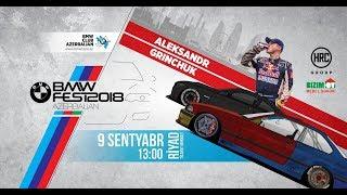 BMW VLOG#2 Alex Games BMW FESTIVAL BAKU 2018
