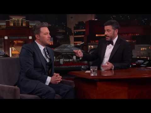 "Deleted Scene from ""Batman v Superman� Starring Jimmy Kimmel"