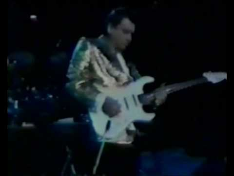 Stevie Ray Vaughan, Albert Collins and Jimmie Vaughan - Frosty