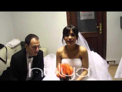 Osman Aktaş'a ve Hülya Wedding Davet Organizasyona Duygu Erol ve Kaan Yıldız Teşekkürü Portaxe
