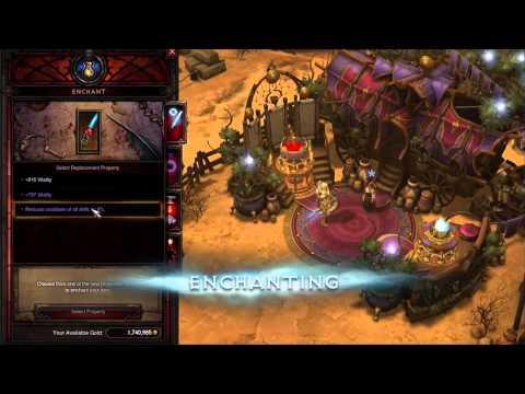 Diablo III: Reaper of Souls New Gameplay Trailer Blizzcon 2013