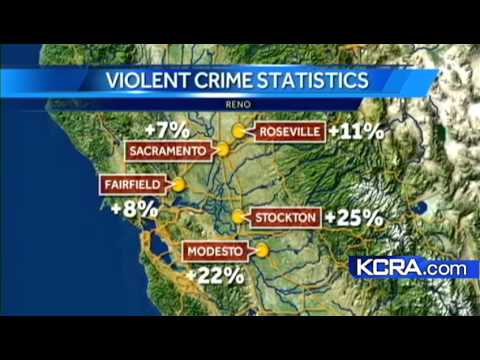 Why is California's crime rate rising?