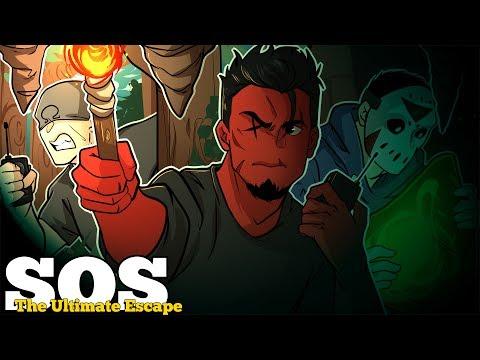 CAN WE SURVIVE?   SOS: The Ultimate Escape (w H2O Delirious & Ohmwrecker)