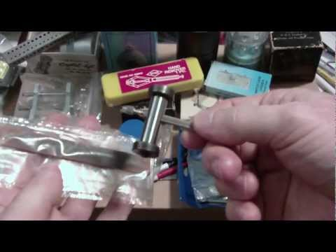 Tools I use for taking apart, disassemble and repair of pocket and wrist watches