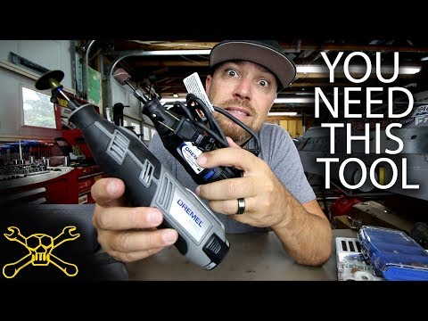 You Need This Tool - Episode 78 | Dremel Variable Speed Rotary Tool Kit