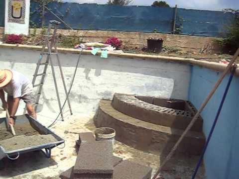 Mvi youtube - Construccion de piscinas pequenas ...