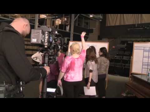 Behind The Scenes Pitch Perfect Youtube