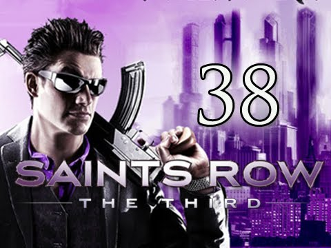 Saints Row 3 the Third Walkthrough - Part 38 KILL KILLBANE + Viola and Shaundi Death Scene