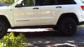 "2014 Jeep Grand Cherokee with Old Man Emu 2"" lift"