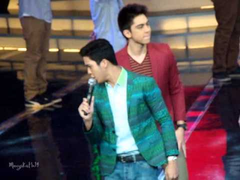 Kiss You-Elmo magalona (SAS)