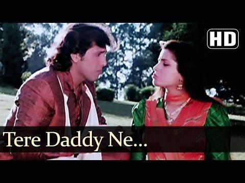 Tere Daddy Ne Diya Mujhe Permit - Govinda - Neelam - Gharana...