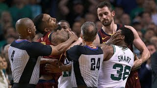 Best of Fights of the 2018 NBA Preseason