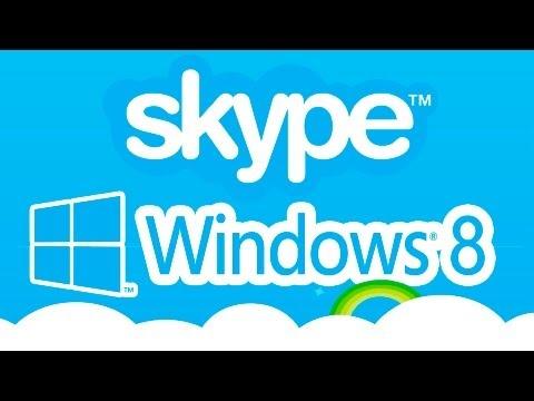 Tutorial Solución FIX Error - Descargar e Instalar Skype en Windows 8 SIN TIENDA ¡FUNCIONA!