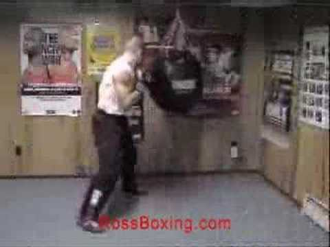 Heavy Bag Drills - RossTraining.com Image 1