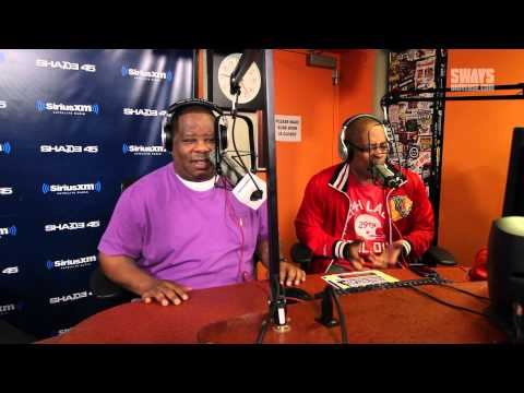 Sadat X Kicks a Freestyle on Sway in the Morning