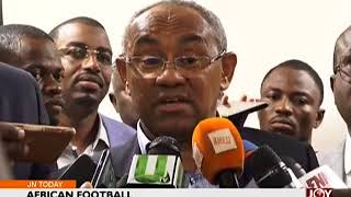 African Football - Joy Sports Today (24-4-18)