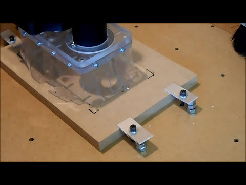 CNC Router - Cutting Dust Skirt
