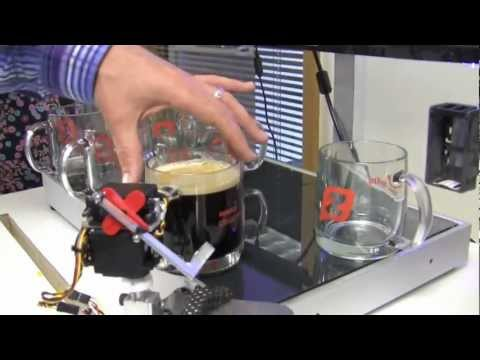 Field Trip: Zipwhip s Textspresso Machine
