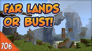 Minecraft Far Lands or Bust - #706 - Sharks Are Fish