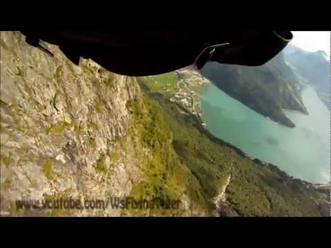 best wingsuit flights ever