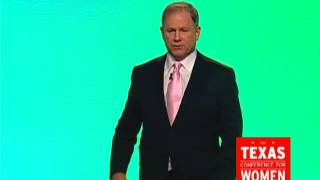 Bob Beaudine - Texas Conference for Women 2013