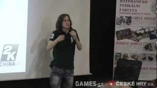 GDS 2012: Lukáš Codr - Vývoj počítačových her v Číně