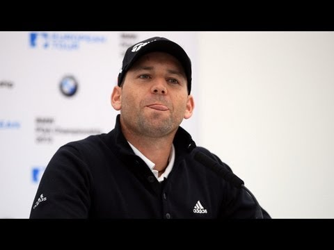 Sergio García apologises to Tiger Woods over 'fried chicken' comment