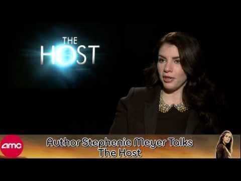 Stephenie Meyer Talks THE HOST with AMC
