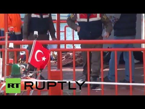 Turkey: Migrant boat capsizes near Istanbul, 24 dead
