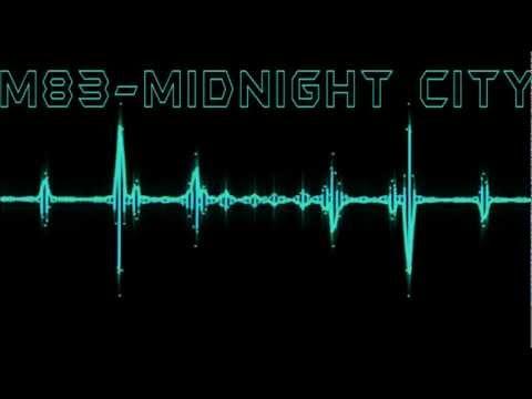 M83-Midnight City (Audio Spectrum)