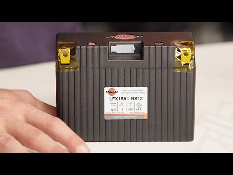 Shorai Battery Buying Guide at RevZilla.com