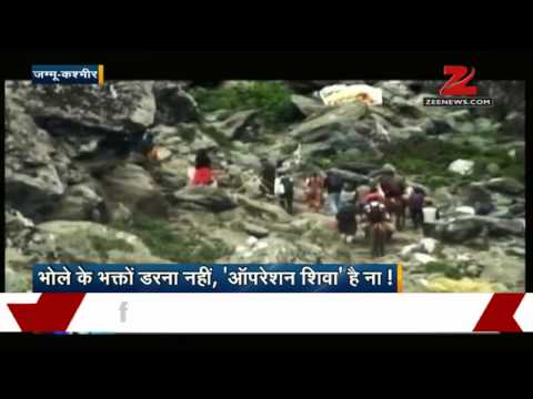 Amarnath Yatra route highly prone to terror attacks