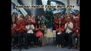 Nusantara Group Greeting Natal dan Tahun Baru 2014