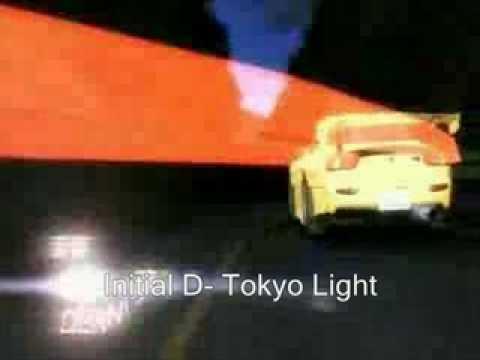 Initial D- Tokyo Light