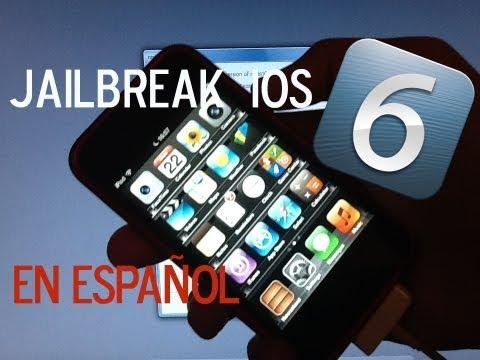 Nuevo Jailbreak iOS 6.0 / 6.1.3 / 6.1.5 [TETHERED] para iPhone 4 & iPod 4g   Español